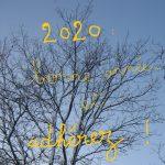 2020 : bonne année et adhérez !